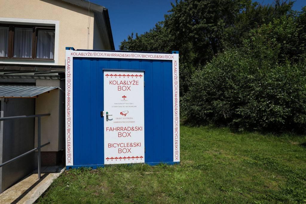 Bezpečnostní box